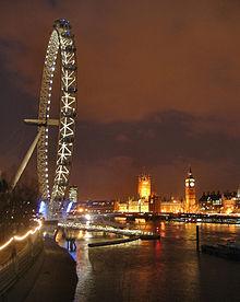 Rusky v Londýně