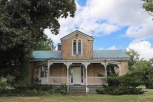 Sherwood Park (Richmond, Virginia) - McGuire Cottage in 2017