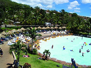 Wet'n'Wild Hawaii - Hawaiian Waters wave pool