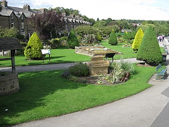 Otley - Wharfemeadows Park