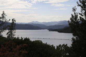 Whiskeytown Lake - Image: Whiskeytown Lake (14723647547)