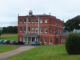 Whiteway House - Whiteway House, Chudleigh, in 2011