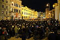Wien - Pegida-Demonstration, 2 Feb 2015.JPG