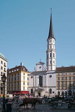 Wien Michaelerkirche