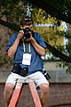 Wikimania 2012 - Photographing the group photo.jpg