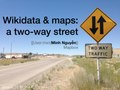 Wikimania 2017 - Maps and Wikidata, a two-way street.pdf