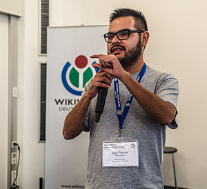 Wikimedia Conference 2015 - May 15 and 16 - 10.jpg