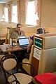 Wikimedia Hackathon Vienna 2017-05-20 Hacking Café Wien 01.jpg
