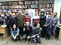 Wikiworkshop in Kharkiv 2018-11-10 by Наталія Ластовець 01.jpg