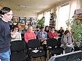 Wikiworkshop in Vovchansk 2018-11-03 by Наталія Ластовець 21.jpg