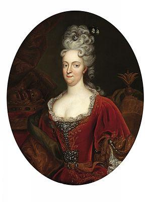 Wilhelmine Amalia of Brunswick-Lüneburg - Image: Wilhelmine Amalia of Brunswick Lüneburg
