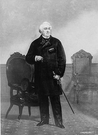 William Wilson Corcoran - William Corcoran in 1867