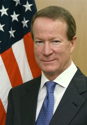 Assistant Secretary of State for International Narcotics and Law Enforcement Affairs - Image: William R Brownfield