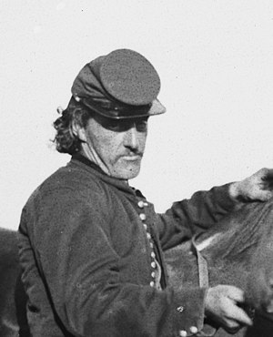 Edward Bancroft Williston - First Lieutenant Edward Williston during the Civil War
