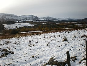 Winter Scene in Stratherrick - geograph.org.uk - 1026285.jpg