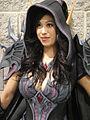 Wizard World Anaheim 2011 - female elf warrior (not sure of origin) (5675032526).jpg