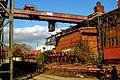 Wohlenberg Business Park historische Klinkerbau-Halle mit Stahlträger-Konstruktion mit WDF 5000 kg Tragkran.jpg
