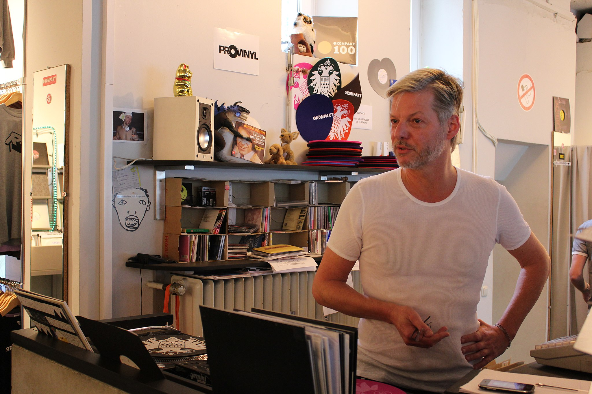 Wolfgang Voigt 2012