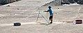 Woman at work Uttan - Velankanni Beach.jpg