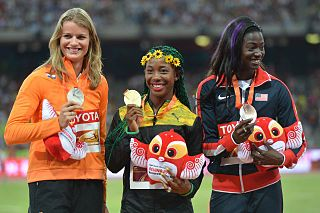 2015 World Championships in Athletics – Womens 100 metres