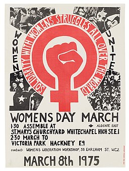 Women's Day March (1975)