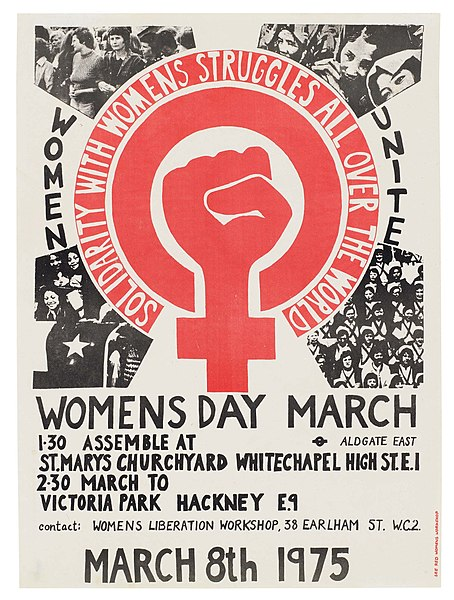History of International Women's Day