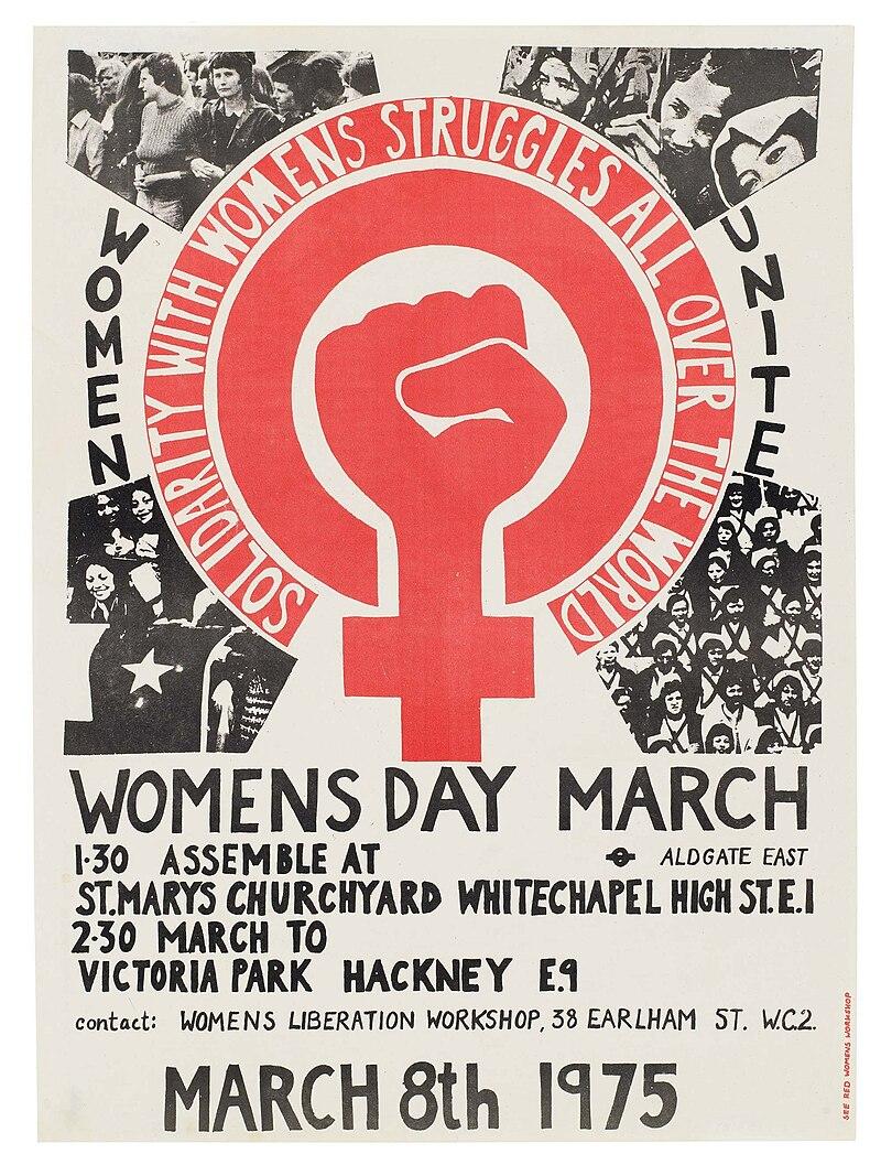 Recursos educativos para el Día Internacional de la Mujer