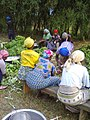 Women prepare a meal for a party in Uganda 03.jpg