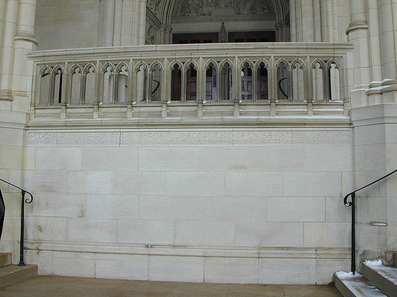 Womens Stone Washington National Cathedral.jpg