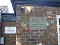 Woody's Top Youth Hostel - memorial tablet - geograph.org.uk - 483432.jpg