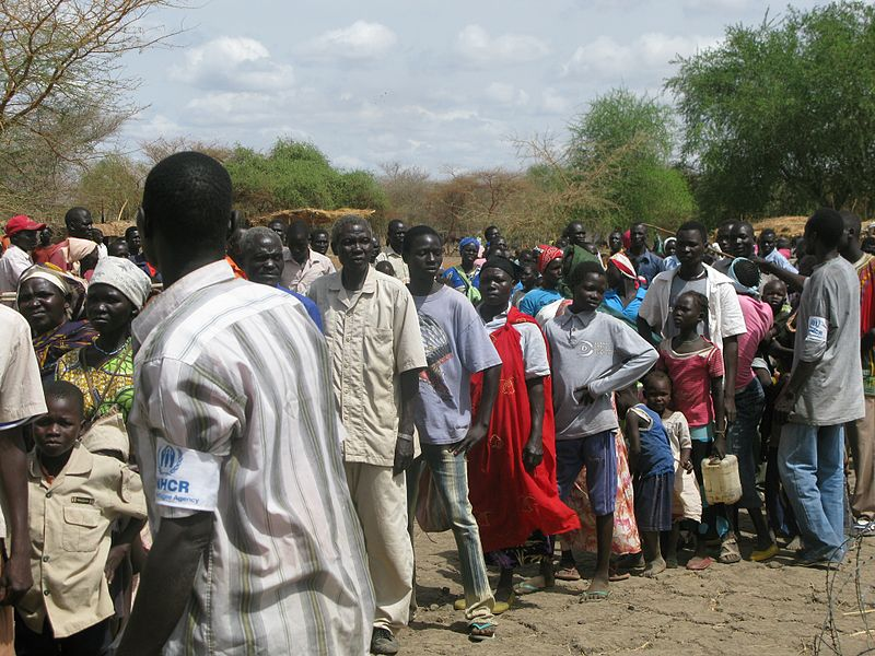 File:Working with UNHCR to help refugees in South Sudan (6972528722).jpg