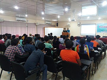 Workshop on Wikipedia 2017 in university of Rajshahi 5.jpg
