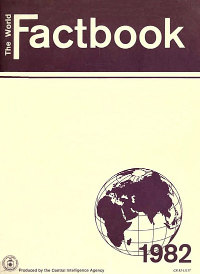 World Fact Book