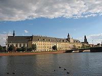 Wrocław - budynek Uniwersytetu Wrocławskiego.jpg