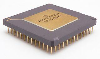 Motorola 68020 central processing unit