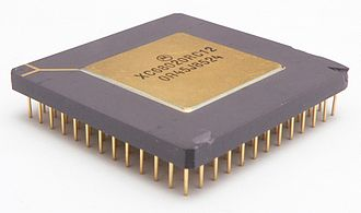 Motorola 68020 - XC68020, a prototype of the 68020