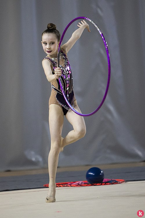XVIII traditional competitions in rhythmic gymnastics Baltic pearl (Kaliningrad) 27.jpg