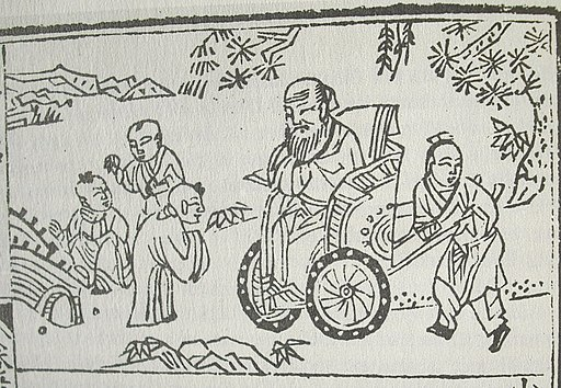Xiao er lun - Confucius and children