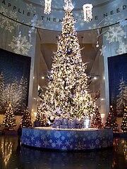 The Museum's Christmas Around the World exhibit