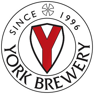York Brewery English brewery opened in 1996