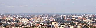Yaoundé - Yaoundé Panoramic view