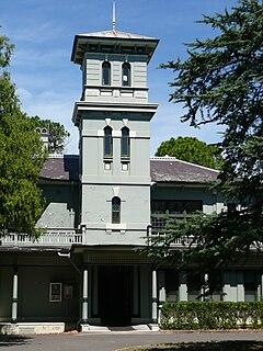Yaralla Estate Hospital in New South Wales, Australia
