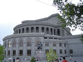Alexander Spendiaryan - The Yerevan Opera Theater named after Alexander Spendiaryan