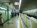 Yokohama-municipal-subway-B22-Mitsuzawa-kamicho-station-platform.jpg