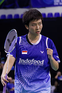 Image illustrative de l'article Liliyana Natsir