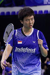 Liliyana Natsir Badminton player