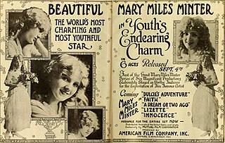 <i>Youths Endearing Charm</i> 1916 film by William C. Dowlan