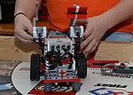 Youth Center uses robots to encourage STEM interest 151221-F-SE307-031.jpg