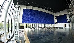 Yves Klein - Sponge Relief (1959), Musiktheater im Revier, Gelsenkirchen