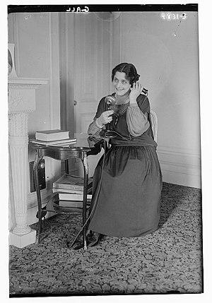 Yvonne Gall - Yvonne Gall in 1919